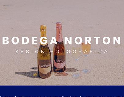 Sesión fotográfica Bodega Norton