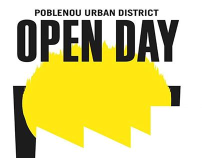 Poblenou Urban District | Open Day