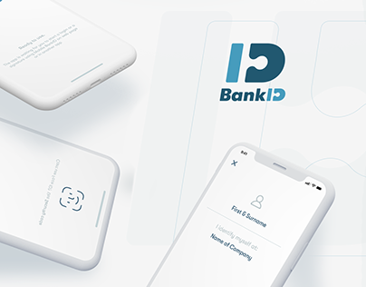 Bank ID   Logo + App redesign (unofficial)