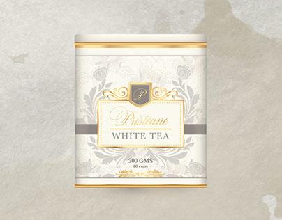 Pristeane Tea Packaging