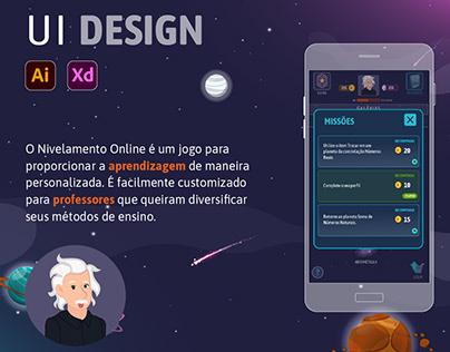 UI Design - Nio App