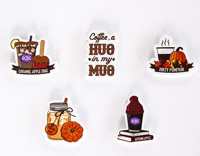 GCBC Stickers