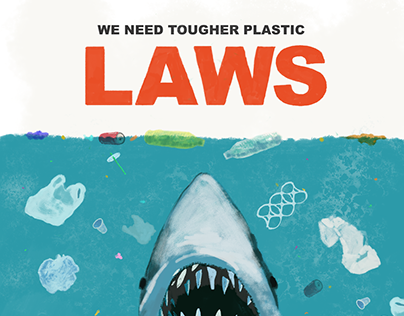 Plastic Pollution Posters