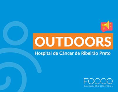Outdoors   Hospital de Câncer de Ribeirão Preto