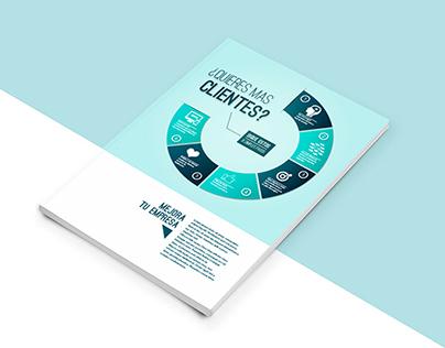 Infografía - Como conseguir clientes