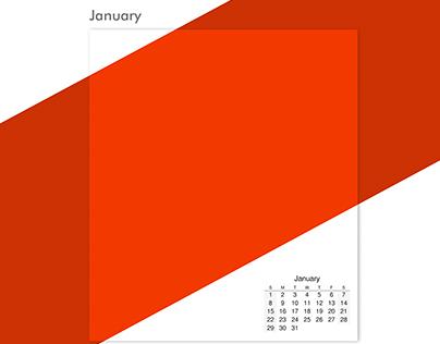 2017 Months