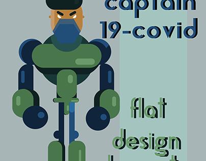 captain covid-19