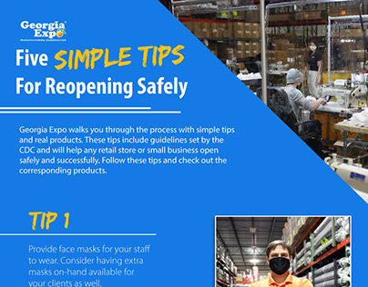 Web Guide - 5 Tips for Reopening