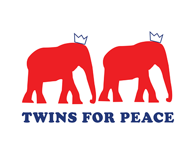 Twins For Peace International | GH Branding