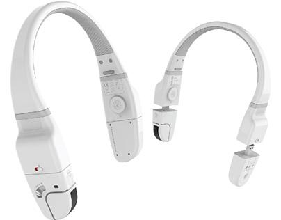 Head Camtrol : wearable cam + remote control