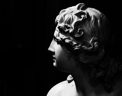 Beauty sculpted
