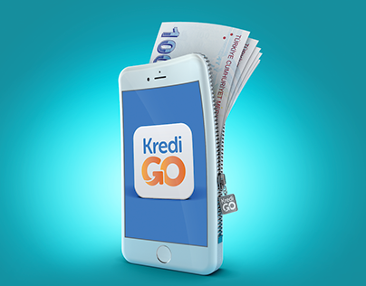 KrediGO - Mobile loan app advertising campaign