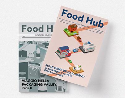 Food Hub Covers, Issue n°5 & n°6, 2020