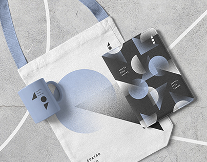 Cuatro Cero Cuatro | Brand Identity