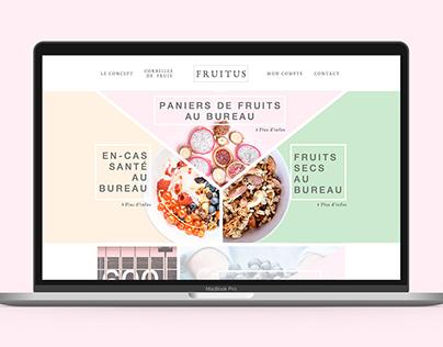 Webdesign | Fruitus