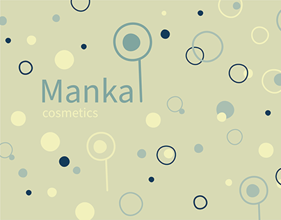 Branding for Manka cosmetics