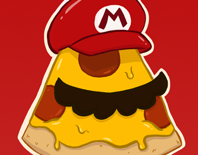 It's a me, Pizza!