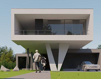 CASA CHAFÉ   Chafé House
