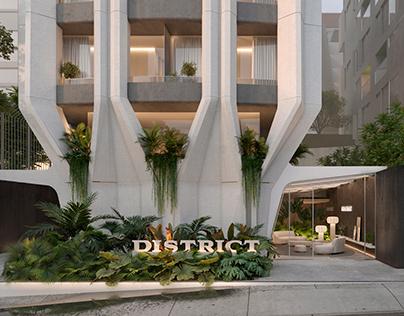 District Building