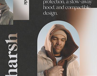 Harsh · Branding & UX/UI Design