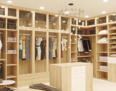 Walk-in closets Ideas