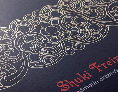 Shuki Freiman - Brand Mood Booklet