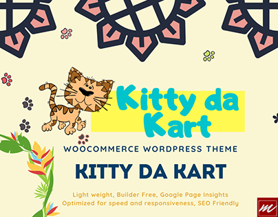 Kitty Da Kart WooCommerce Theme