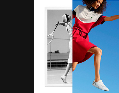 Life is a Beautiful Sport / Lacoste