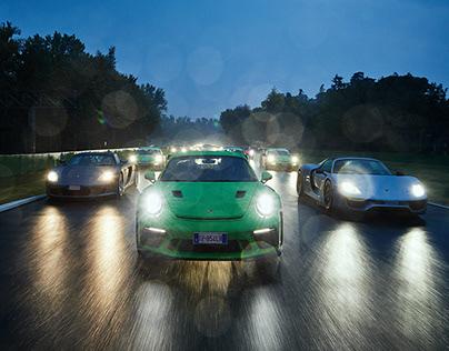 Porsche Festival 2018 - The parade