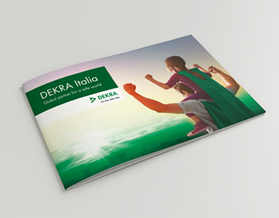 BROCHURE DESIGN ::Dekra - Dealer Day