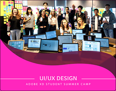 2019 Adobe Student Summer Camp 4