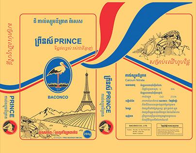 Fertilizer Bag Design 25kg