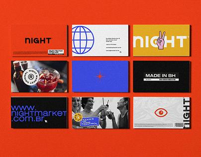 NIGHT® – Branding