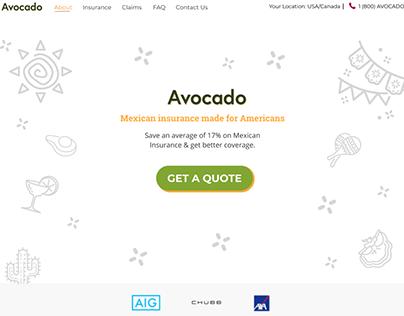 Avocado website