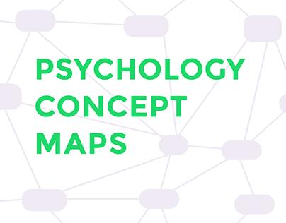 Psychology Concept Maps