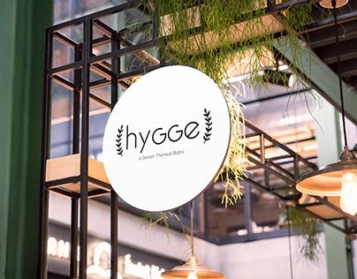 Hygge Cafe Branding