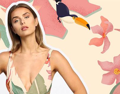 Tropical Prints - Studio Moss Brasil