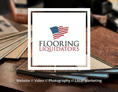 Flooring Liquidators // Branding & Marketing