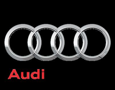 Audi Website Introduction