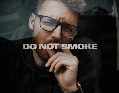 DO NOT SMOKE