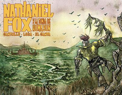 MARTES: Nathaniel Fox de Santullo, Loza y El Santa.
