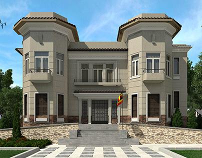 Luxury Villa - Cairo - Nasr City - Egypt