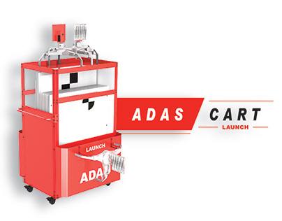 ADAS Cart One Page Intro Ad Design