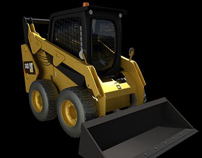 Bobcat 3D Model