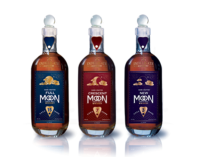 Indelicate Distillery Whiskey