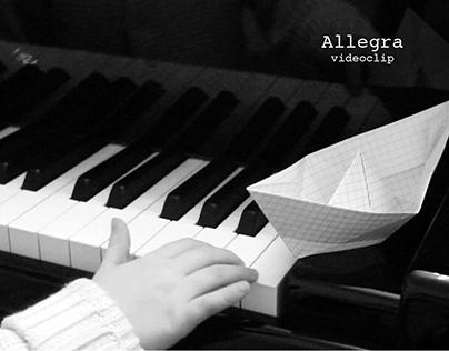 """Videoclip """"Allegra"""""""