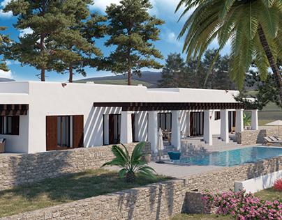 4 Fincas Ibiza