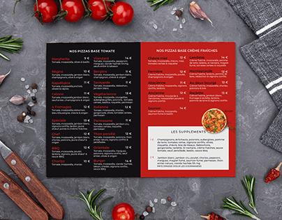 Branding - Pizza Régina