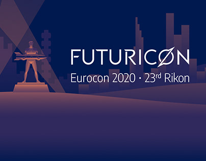 Science fiction convention brand identity
