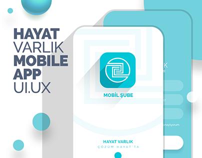 Hayat Varlık Mobile App